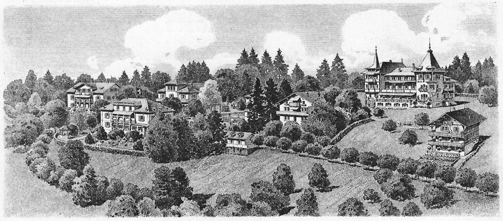 Ausschnitt aus: Postkarte, Verlag Huber & Amacher,in Privatbesitz
