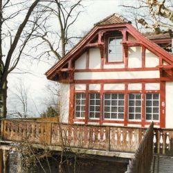 Chalet Mimi. Foto aus Website der St. Jakobs-Gesellschat, Originalstandort ??